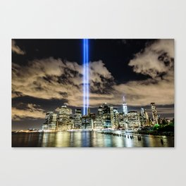 WTC - 14 Years Later  Canvas Print