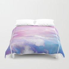 Pastel Sky II Duvet Cover