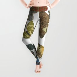 Papillons Collage Leggings