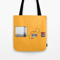 #38 Nintendo Entertainment System Tote Bag