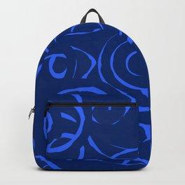 Blue holes Backpack