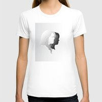 lydia martin T-shirts featuring Lydia and Allison in Profile by Kjerstin A