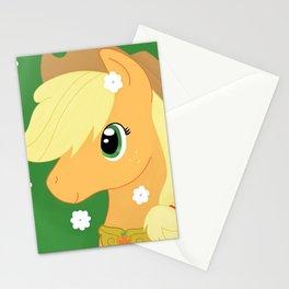 Applejack Stationery Cards