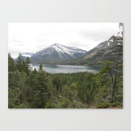 WATERTON5 Canvas Print