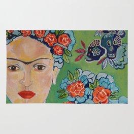 Mexican Frida Rug