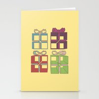 gift card Stationery Cards featuring Gift by Robert Leyen