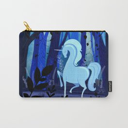 The Loveliest Of Them All Was The Unicorn Carry-All Pouch