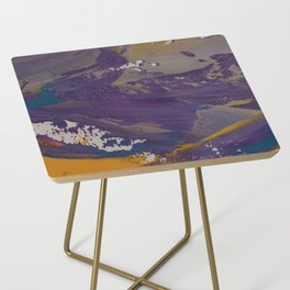 Trek en montagne / Trekking Side Table