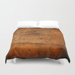 Wood Texture 340 Duvet Cover