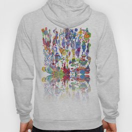 stand up Hoody
