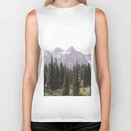 Mountain Wilderness - Nature Photography Biker Tank