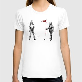 Every day heroes - Putt putt, champions at play... T-shirt