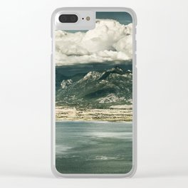 Lakeview Clear iPhone Case