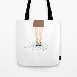 GIRL-4 Tote Bag
