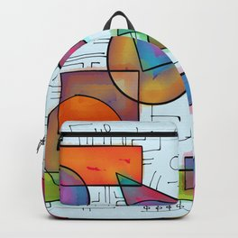 Science and Space Backpack