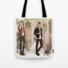 Thyme to Bloom Tote Bag
