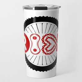 RIDE #biking#MTB Travel Mug