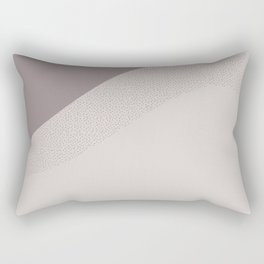 Never be over Rectangular Pillow