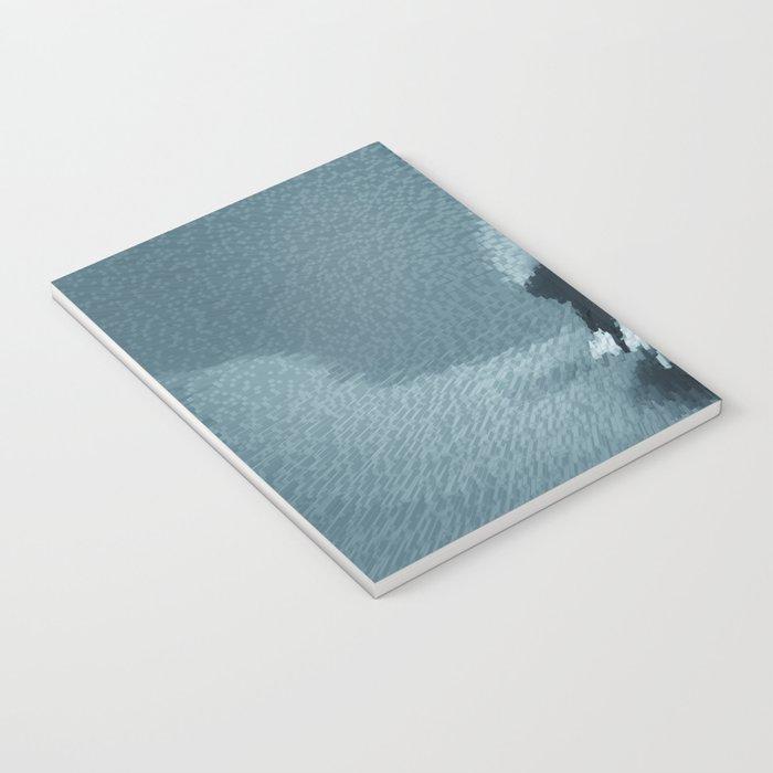 Swimming girl 2 Notebook