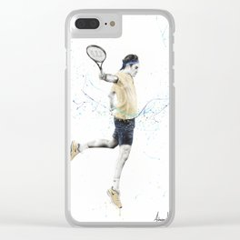 Maestro Clear iPhone Case