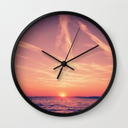 Balaton Wall Clock