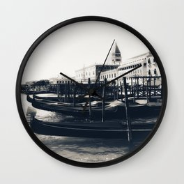 The Wonder of Venice Wall Clock
