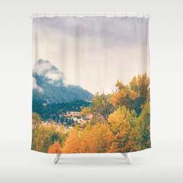 Changes Shower Curtain