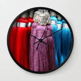 Moroccan Dream by Lika Ramati Wall Clock
