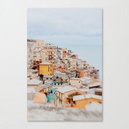 Manarola, Cinque Terre III Canvas Print