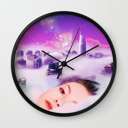 Bless UP Wall Clock