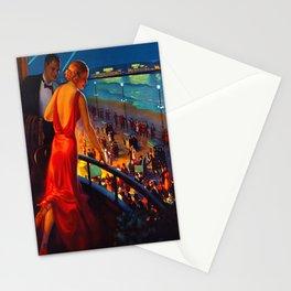 Atlantic City New Jersey Travel Stationery Cards