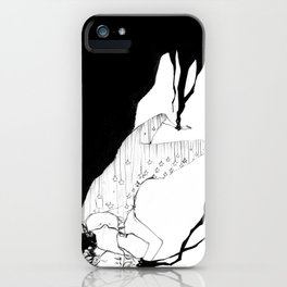 ...A Galaxy inside of us... iPhone Case