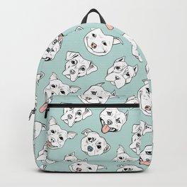 Pittie Pittie Please! 3 Backpack
