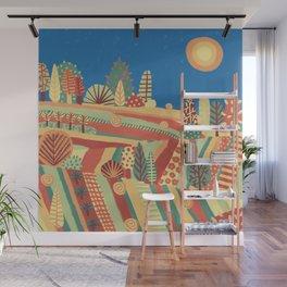 Fairy Tale Landscape Wall Mural