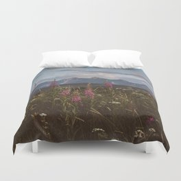 Mountain vibes - Landscape and Nature Photography Duvet Cover
