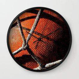 Basketball artwork vx cx 5 Wall Clock