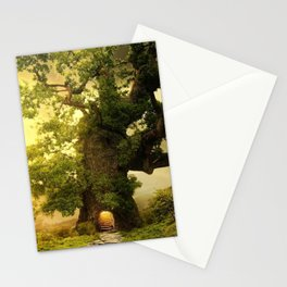 Eternal Tree Stationery Cards