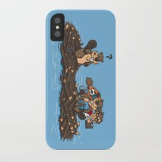 Woody iPhone X Slim Case