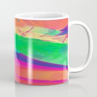 surreal Mugs featuring surreal by  Alexia Miles photography