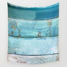 Beach Moonrise Wall Tapestry