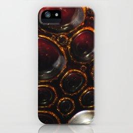 Passion Bubbles iPhone Case