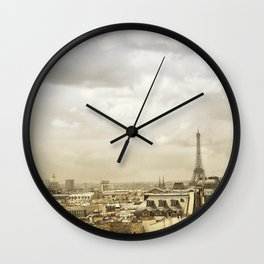 Lucky Ones Wall Clock
