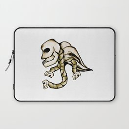 Angel Skull Laptop Sleeve