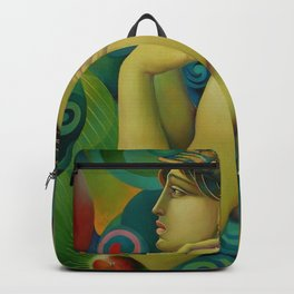 Teimuraz Kharabadze - Mermaid Backpack