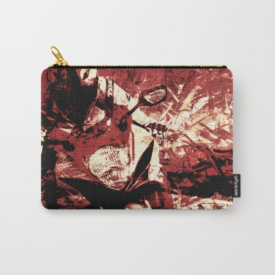 Piloting in Hell Carry-All Pouch