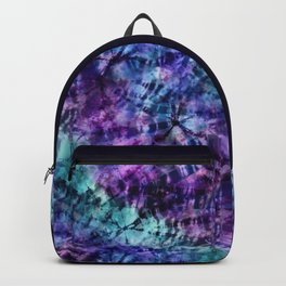 Midnight Tie Dye Backpack