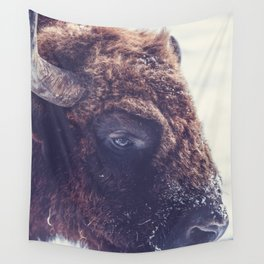 Bison Wall Tapestry