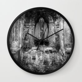 The Tomb Watchman Wall Clock