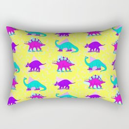 DINO KICKS Rectangular Pillow