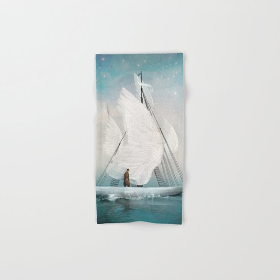 Journey Hand & Bath Towel